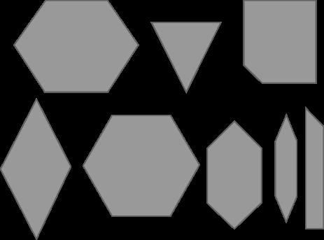 tile shapes illustration